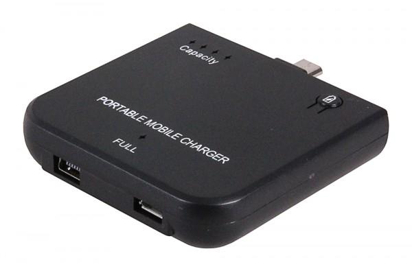Notfallakku für alle Micro-USB Geräte 1900mAh von PATONA