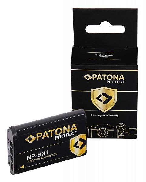 PATONA PROTECT Akku f. NP-BX1 Sony CyberShot DSC RX100 DSC