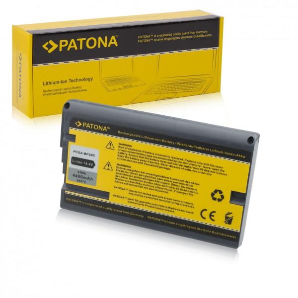 Akku f. Network PCGA-BP2NX NBI 700 MP 750 CD PCGA-BP2NX von PATONA