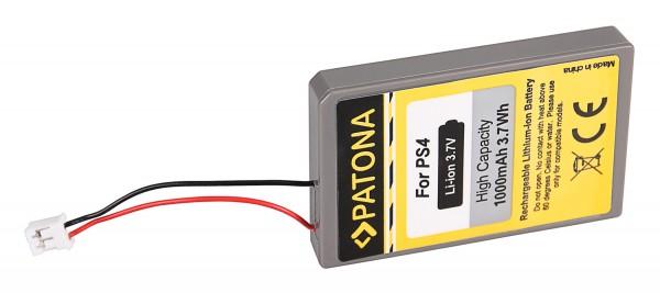 PATONA Akku f. Sony Playstation 4 PS4 Dualshock 4 V1 Controller