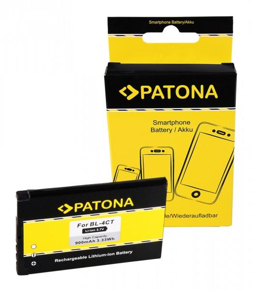 Akku f. Nokia 5310 XpressMusic 5310 7230 7310 2720 fold 5310 von PATONA