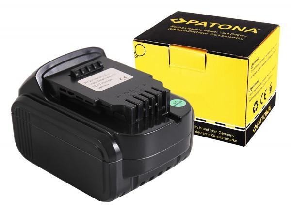 Akku f. Dewalt XR-System DCB141 DCD DCD720 DCD720C1 DCD730 DCD730C von PATONA
