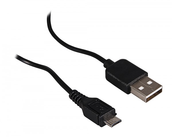 Micro-USB auf USB 2.0 Kabel von PATONA