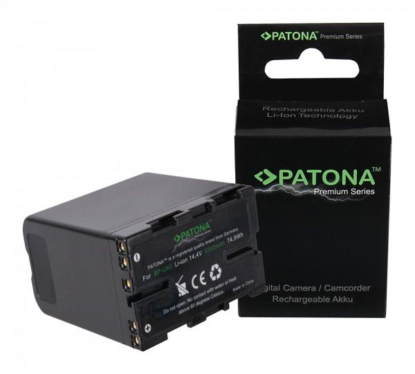 Premium Akku f. Sony BP-U60 PMW PMW100 PMW-100 PMW150 PMW-150 PMW160 PMW-160 von PATONA
