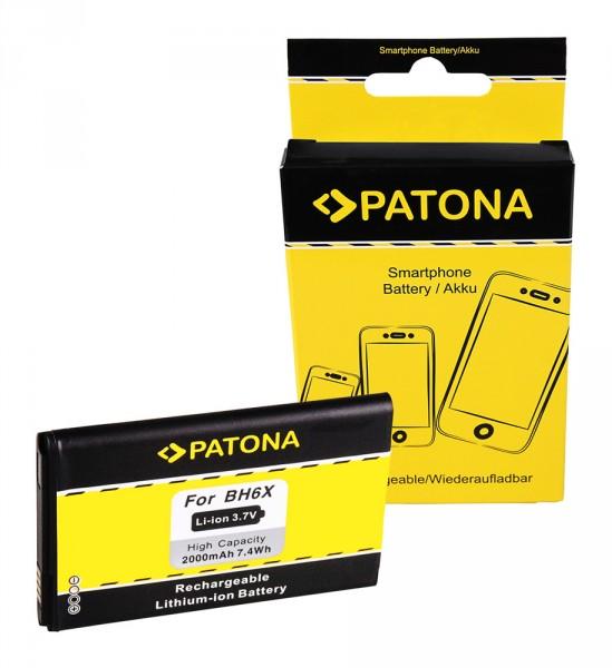 Akku f. Motorola BH6X MB810 MB860 von PATONA