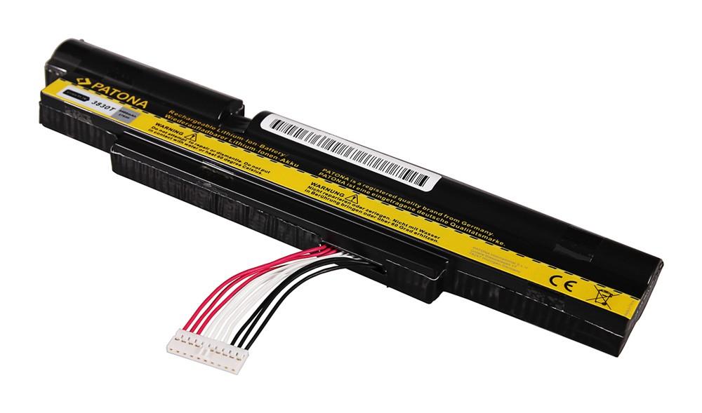 Patona Acer Aspire TimelineX 3830T 4830T 5830T Aspire 3830G 3830T 3ICR 4400mAh utángyártott akkumulátor