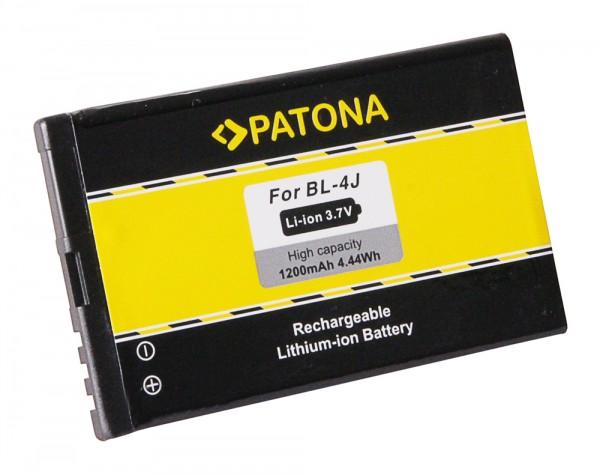 Akku f. Nokia BL-4J Lumia 620 C600 C6-00 von PATONA