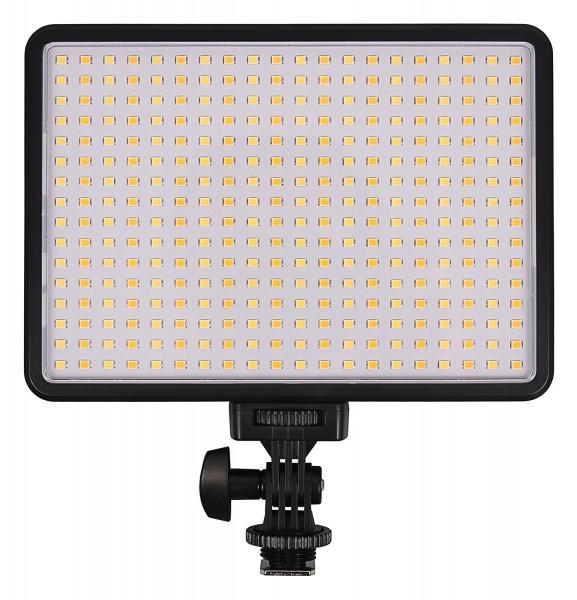 PATONA Premium LED Füllleuchte Fotolicht Videolicht Fotoleuchte Videoleuchte LED-320A