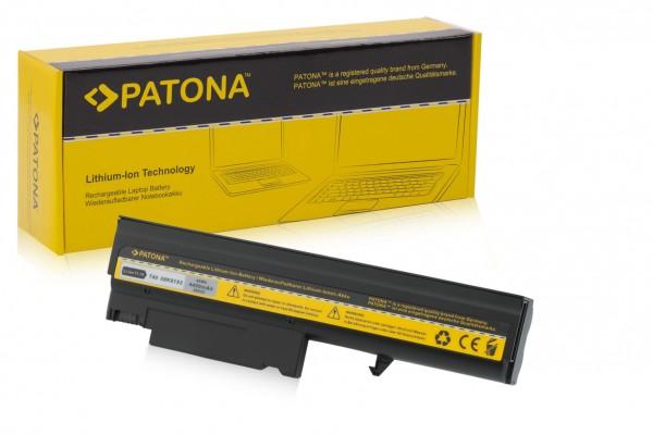 Akku f. IBM T40 ThinkPad R50 R51 T40 T41 T42 von PATONA