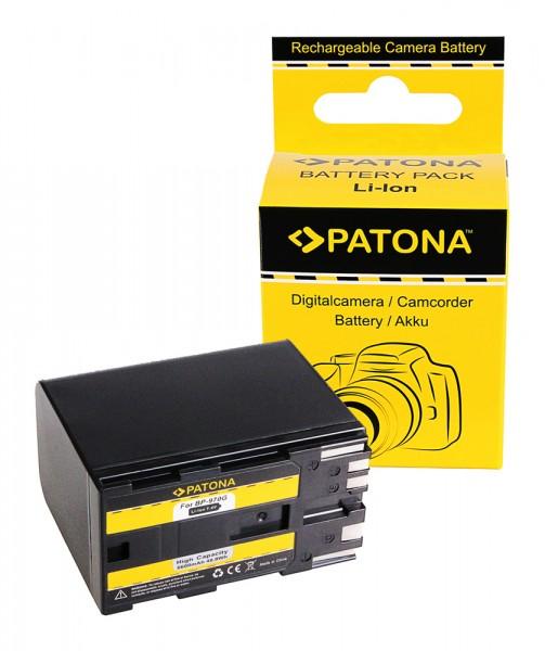 PATONA Akku f. Canon BP-970G EOS C100 BP-970G HA HA H1S BP-970G X