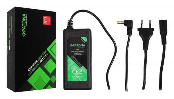 PATONA Premium Netzteil 19V 1,58A 30W f. Acer Aspire One A110 A110L A150 A150L A150X