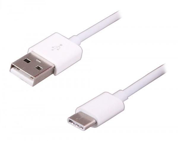 USB 3.1 TypC-Stecker auf USB 2.0 Kabel 1m von PATONA