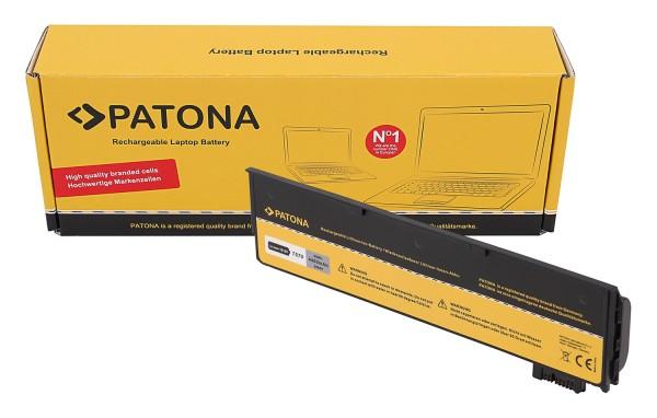 PATONA Akku für Lenovo Thinkpad T470 T480 T570 T580 P51s P52s 4X50M08812 61++