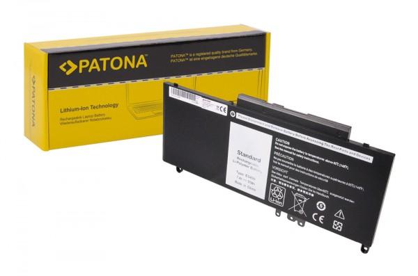 Akku f. Dell E5450 Latitude 3150 3160 E5250 E5450 E5550 von PATONA