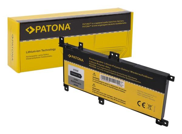 PATONA Akku f. Asus X556 Serie 0B200-01750000 C21-N1509 C21N1509