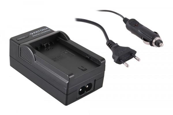 PATONA Ladegerät für Sony NP-FZ100 A7 III A7M3 Alpha 7 III A7 R III A7RM3 Alpha 7 R III A9 Alpha 9 FZ100