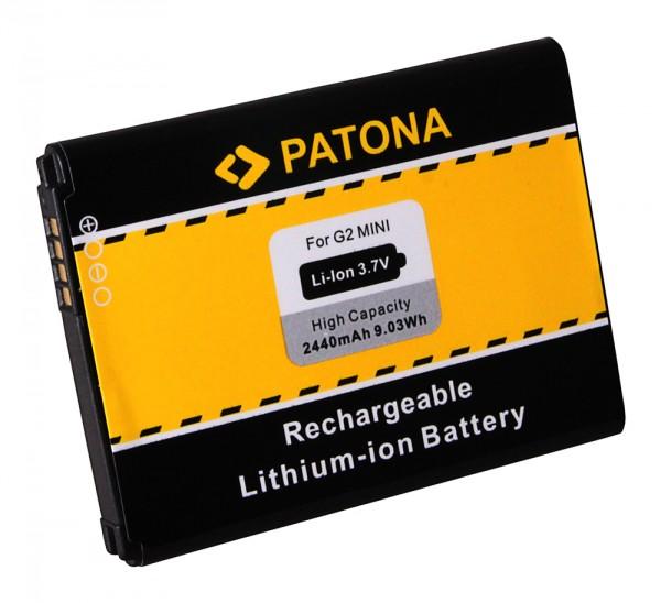 Akku f. LG G2 mini D620 G2 Mini von PATONA