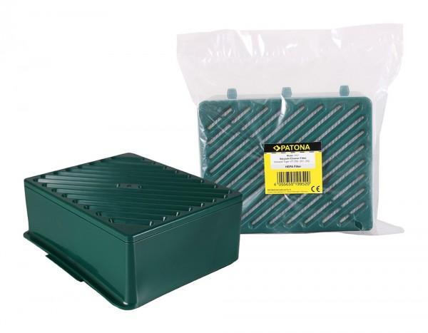 PATONA Hepa Filtersystem Pollenfilter f. Vorwerk Tiger VT250 VT251 VT252