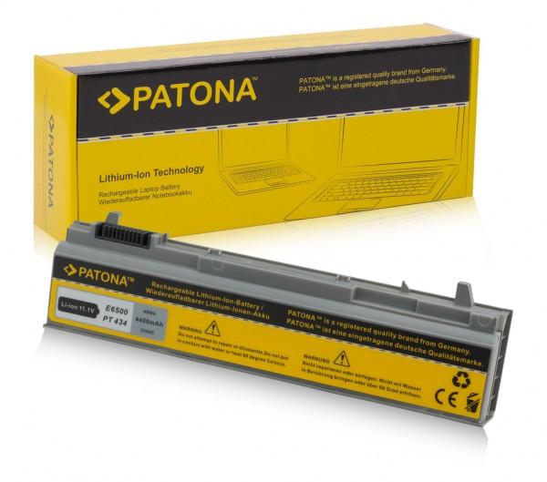 Akku f. Dell E6400 E6500 must fit to E6410 W1193 and PP30L von PATONA