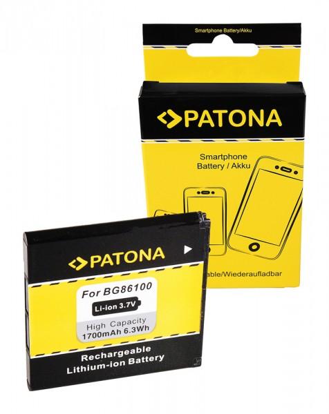 Akku f. HTC Sensation XL Sensation T-Mobile 4G Sensation XL Sensation von PATONA