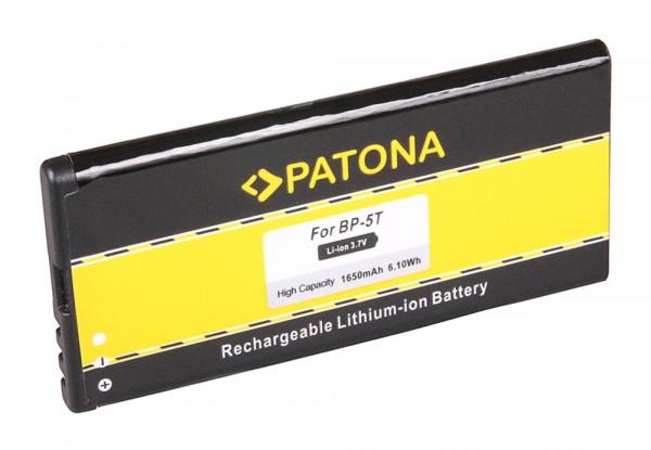 Akku f. Nokia Lumia 820 Lumia 820 von PATONA
