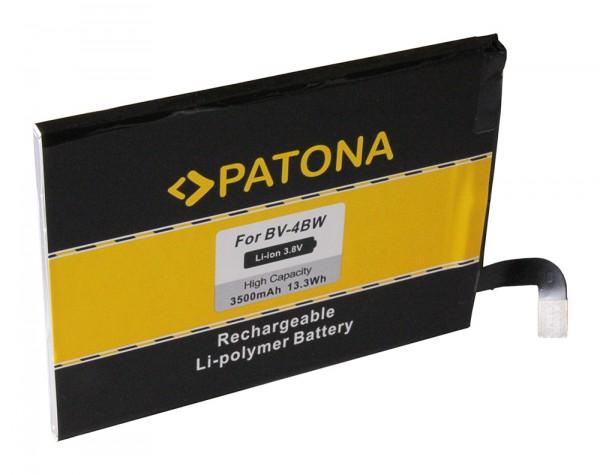Akku f. Nokia Lumia 1320 1520 Lumia 1320 von PATONA