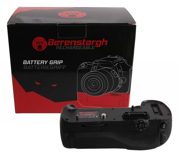 Berenstargh Batteriegriff für Nikon D800 D800E D810 D810A MB-D12H für 1 EN-EL15 Akku