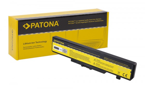 Akku f. Lonovo Y480 V580 V580c W560 Y480 Essential G480 von PATONA