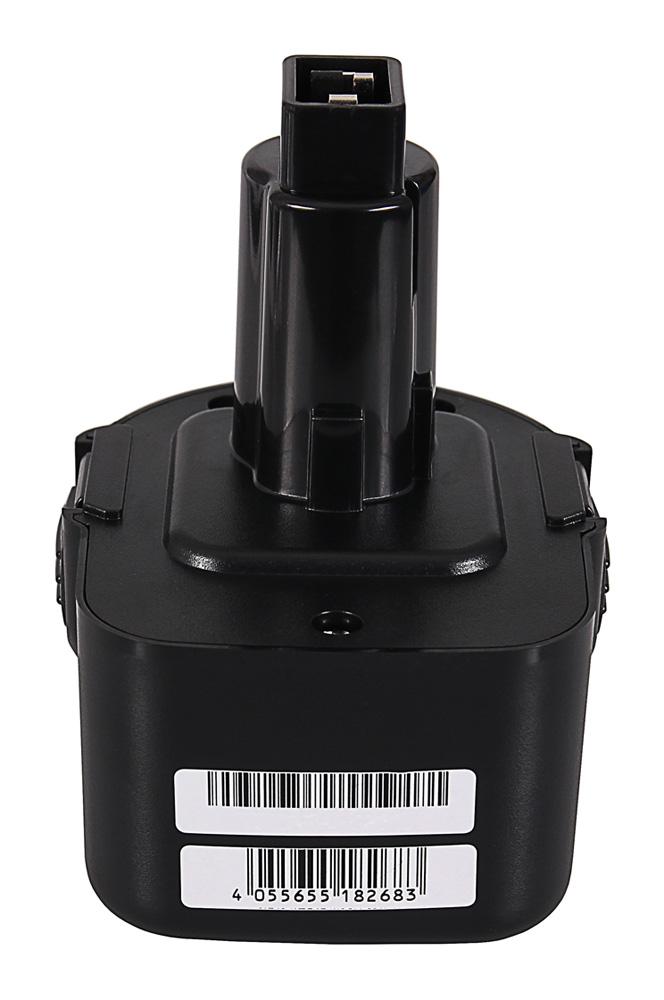 Akku Accu Batterie 12V für Black /& Decker A9252 A9266 A9275 CD431 CD431K CD431K2