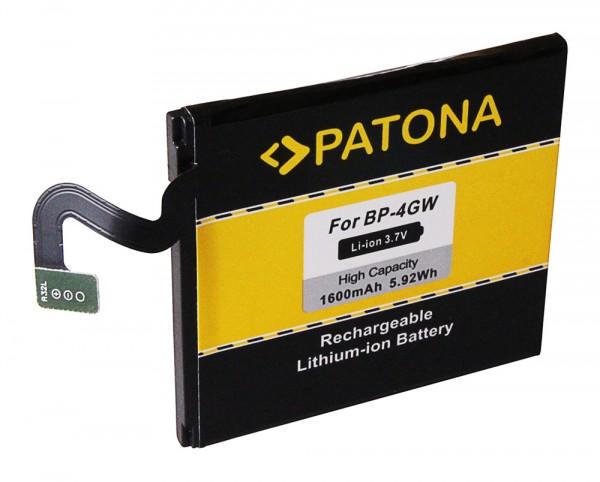 Akku f. Nokia Lumia 920 Lumia 920 von PATONA