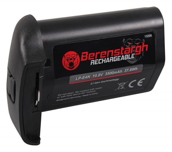 Berenstargh Akku f. Canon LP-E4N EOS-1Ds Mark III EOS-1D Mark III EOS-1D Mark IV EOS-1D X LG-Zellen