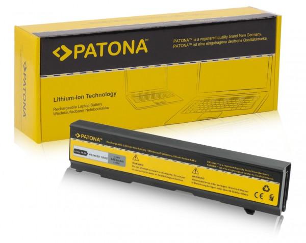 Akku f. Toshiba L100 Dynabook AX/55A AX55A TW/750LS TW750LS von PATONA