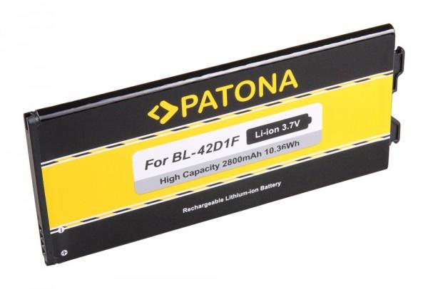 Akku f. LG G5 G5 H820 H830 H831 H840 H848 H850 H860 H860N H868 G5 G5 von PATONA