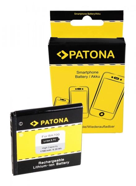 Akku f. Sony Ericsson Ericsson Xperia E Xperia C1504 C1505 C1604 C1605 von PATONA