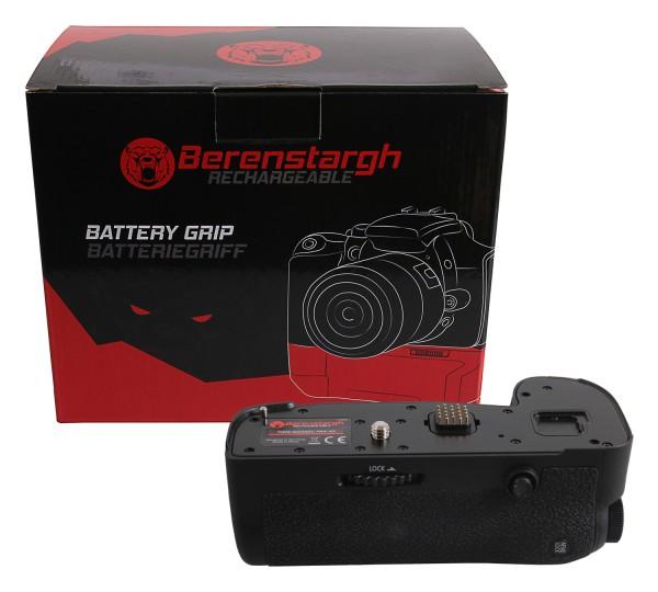 Berenstargh Batteriegriff für Panasonic G9 DMW-BGGH9RC für 1 x DMW-BLF19 Akku inkl. Fernbedienung