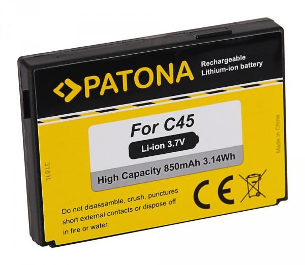 PATONA Akku f. BenQ C45 A50 C45 M50 MT50 C45 C45 Siemens C45 A50 C45 M50 MT50