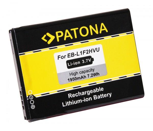Akku f. Samsung EB-L1F2HVU Galaxy GTi9250 GT-i9250 Nexus von PATONA