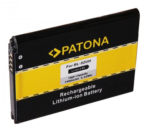Akku f. LG L65 L70 Optimus D280 D320 L65 L70 von PATONA
