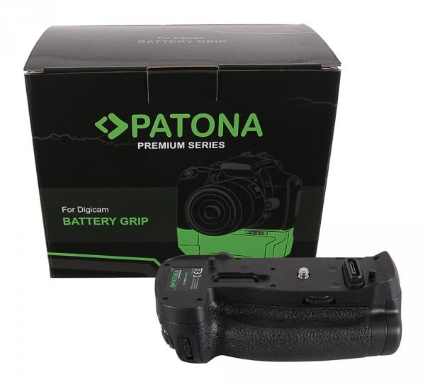 PATONA Premium Batteriegriff f. Nikon D850 MB-D18RC f. 1 EN-EL15 Akku inkl. Fernbedienung 2,4G