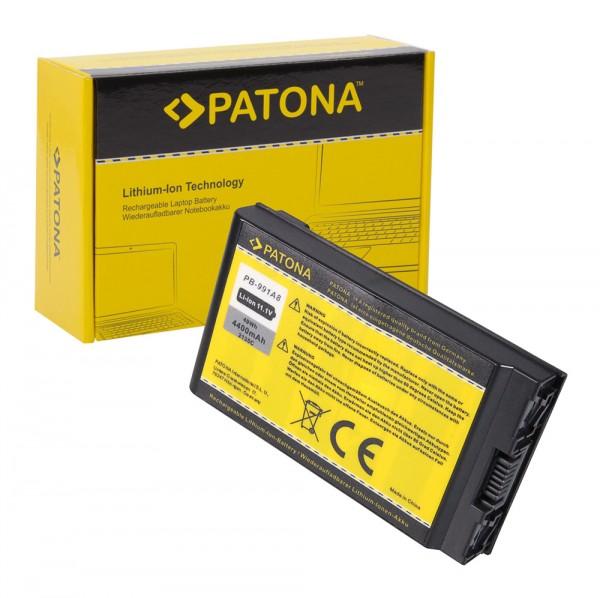 Akku f. HP NC4400 Compaq NC4200 NC4400 TC4200 TC-4200 von PATONA