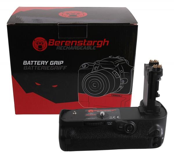 Berenstargh Batteriegriff für Canon EOS 5D Mark IV BG-E20RC für 2 LP-E6N Akkus