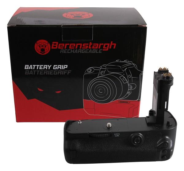 Berenstargh Batteriegriff für Canon EOS 5D Mark III 5DS 5DSR BG-E11H für LP-E6 Akkus inkl. IR Fernbe