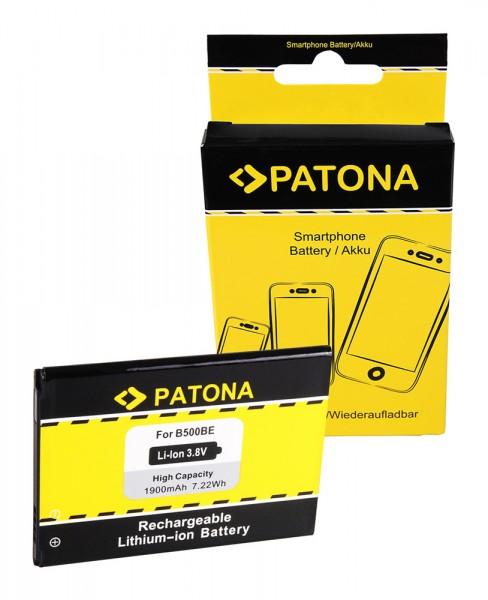 Akku f. Samsung Galaxy S4 mini (I9190) GTi9190 GT-i9190 GTi9192 von PATONA