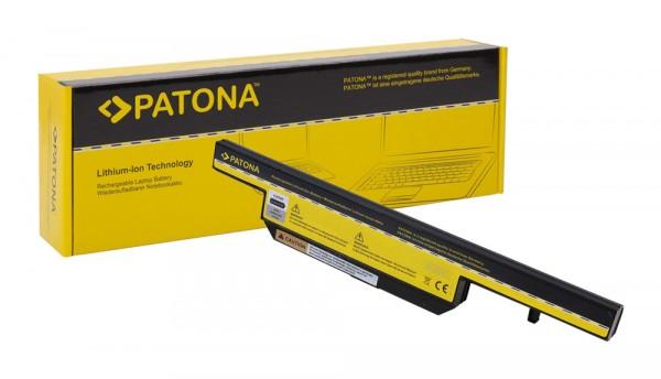 Akku f. ADVENT C4500 6411 C4500 C4500 Agilitas C4500 von PATONA