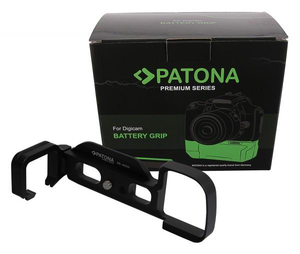 PATONA Premium Batteriegriff Handgriff GB-A6000 für Sony A6000 A6300