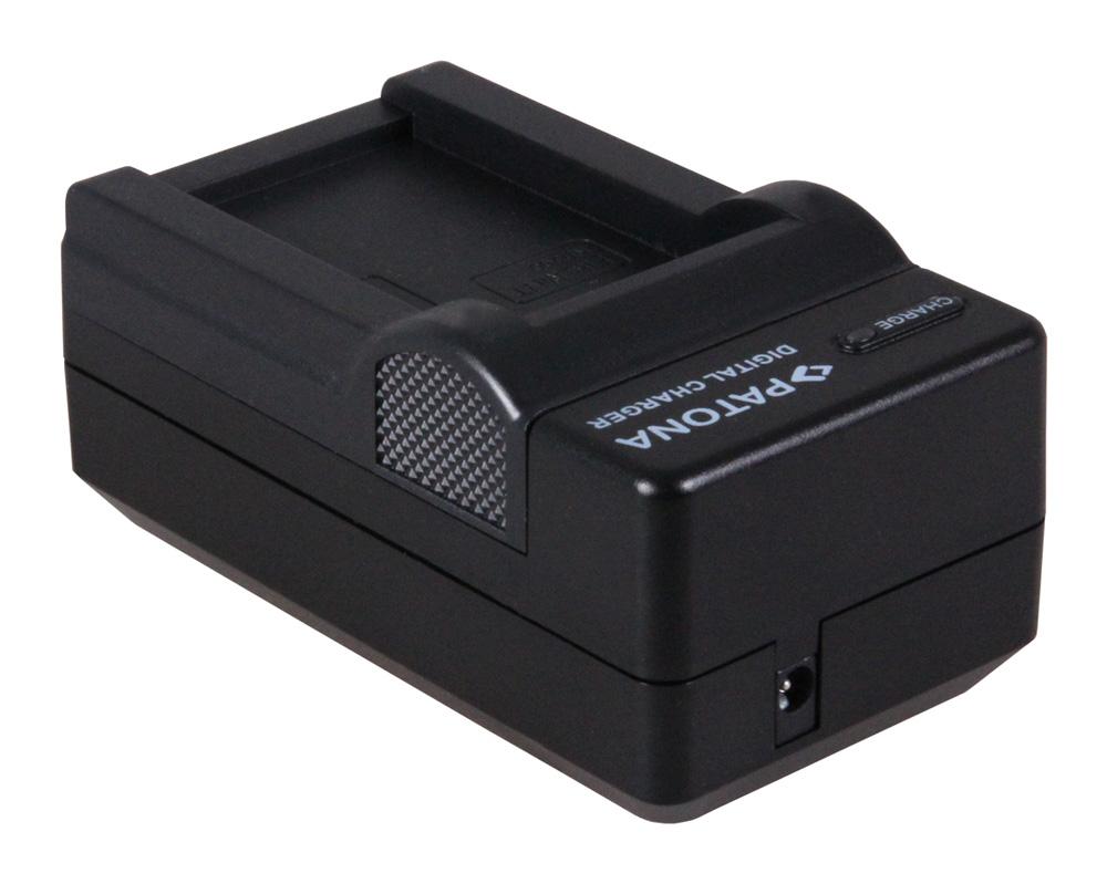 KAMERA Akku-Ladegerät MICRO USB für KONICA MINOLTA Dimage Xt Biz NP-200