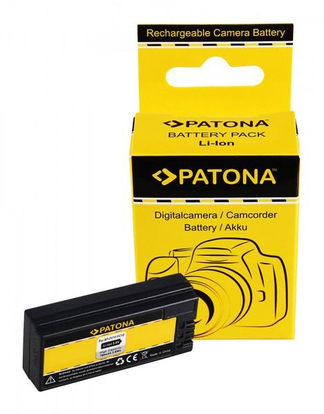 Akku f. Sony NP-FC10 11 Cyber-shot DSCP DSC-P DSCP10 DSC-P10 DSCP12 von PATONA