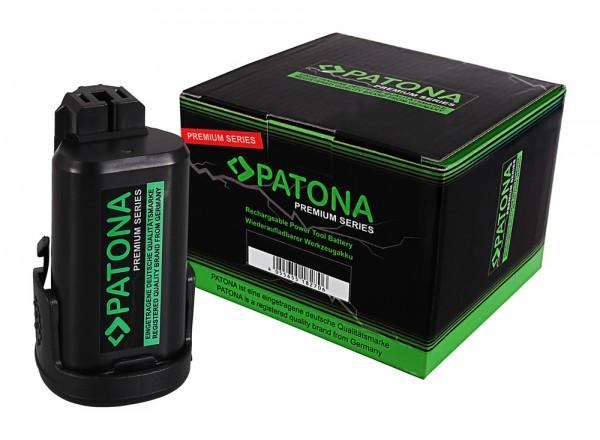 PATONA Premium Akku f. Dremel 8200 8220 8300 B812-01 B812-0