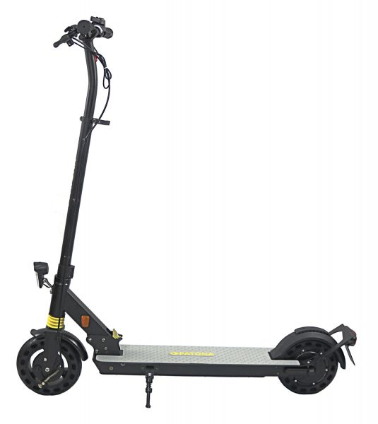 PATONA E-Scooter PT13-1 mit Straßenzulassung höhenverstellbar Elektroscooter 8 Zoll