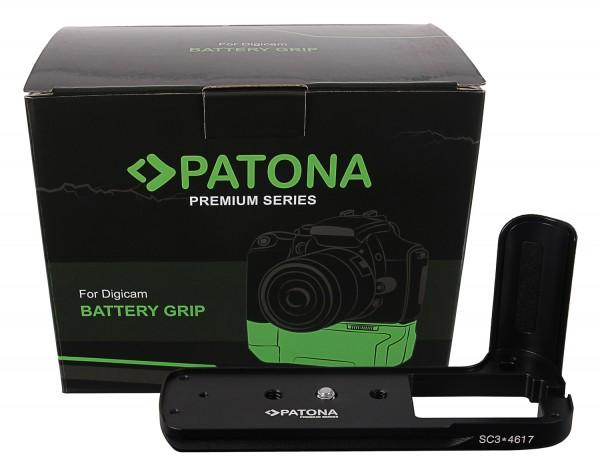PATONA Premium Handgriff f. Fuji MHG-XT3 XT3 XT-3 f. Fujiilm X-T3